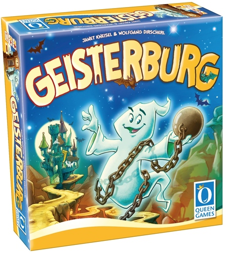 Geisterburg Cover