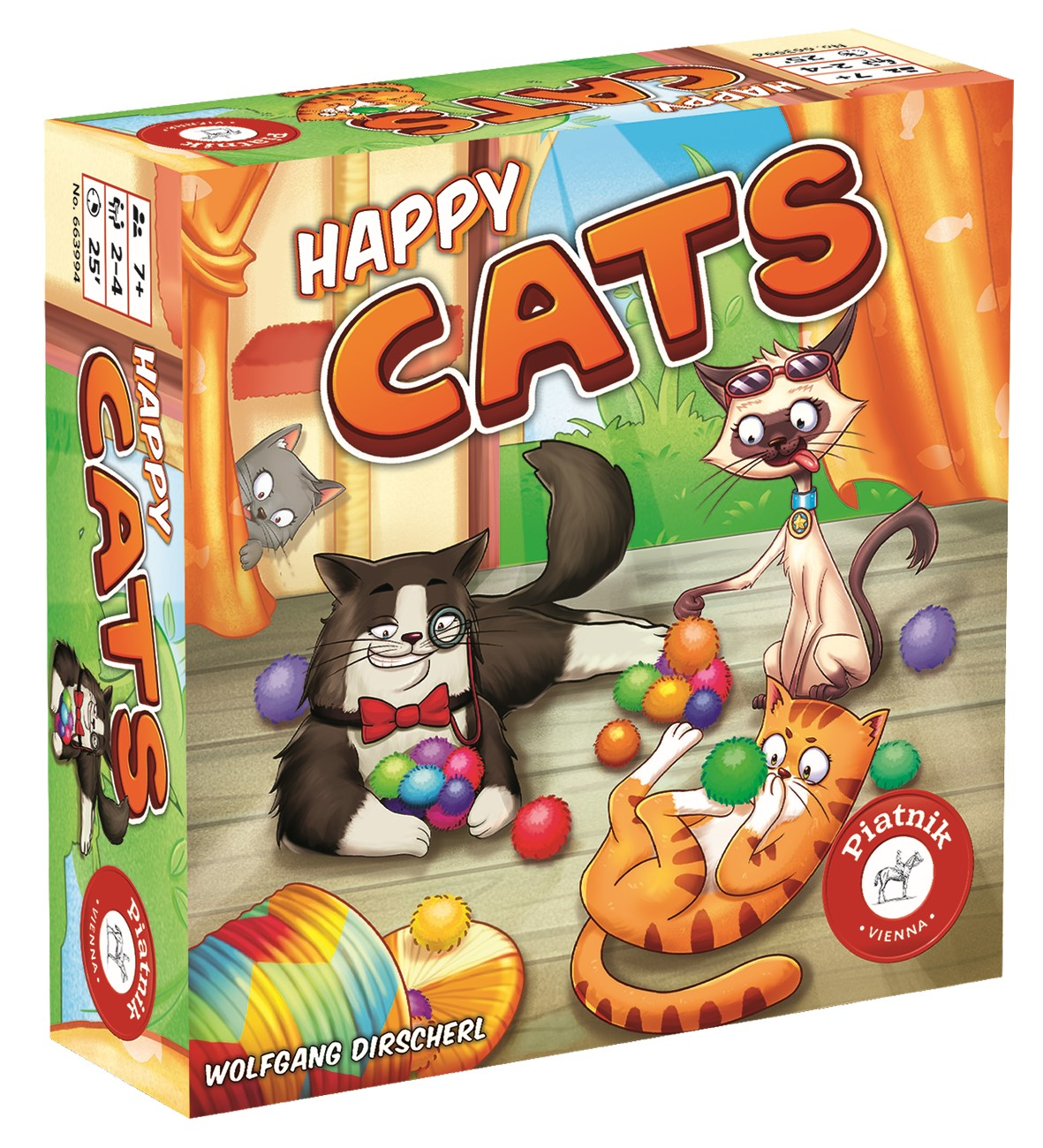 Happy Cats - Piatnik